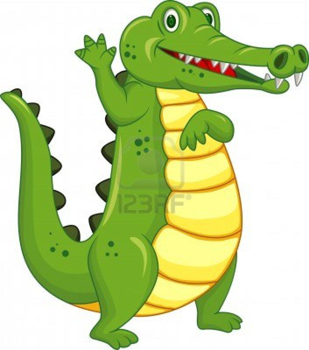 Dessins En Couleurs À Imprimer : Crocodile, Numéro : 74266 dedans Photo De Crocodile A Imprimer