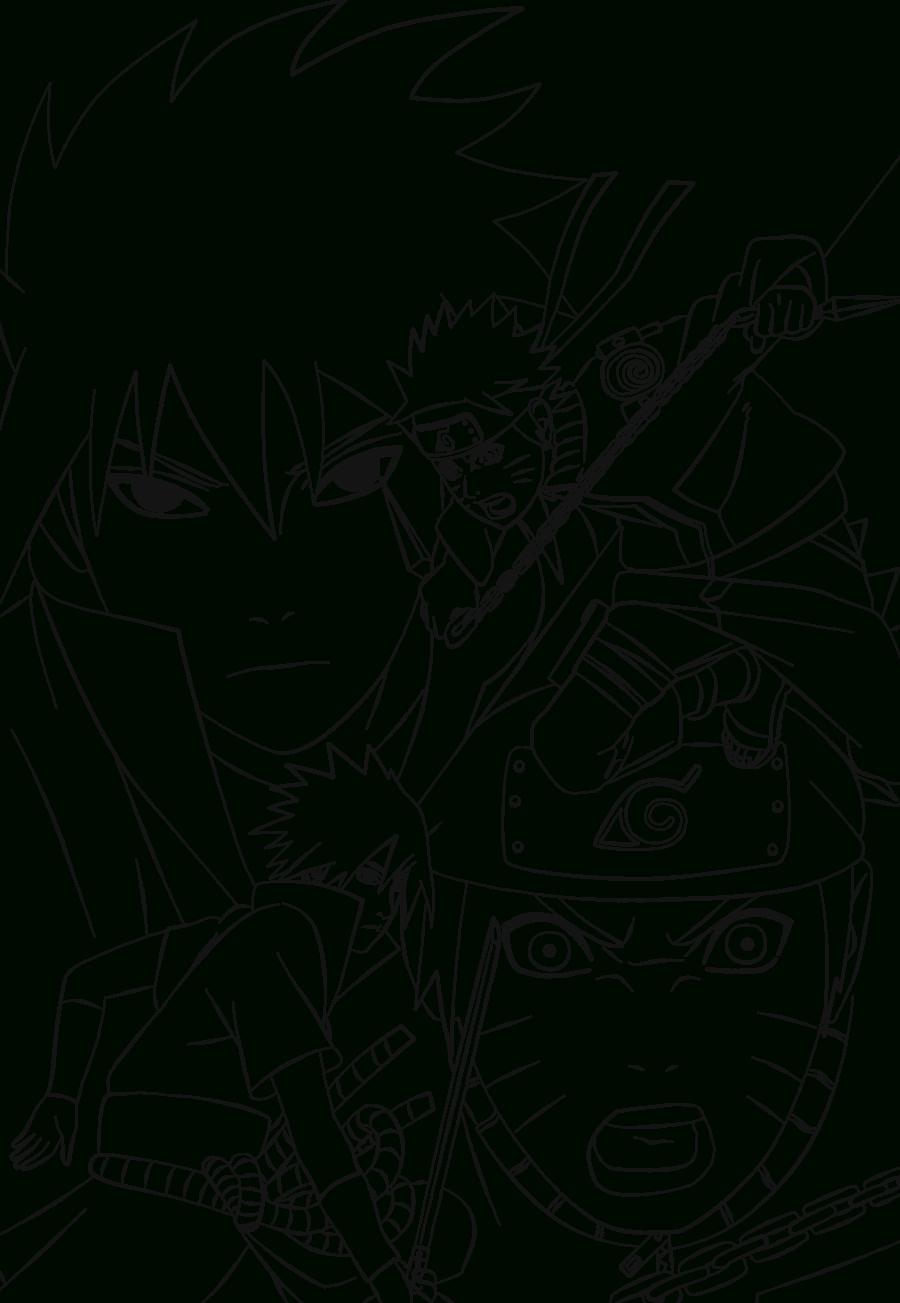 Dessins Gratuits À Colorier - Coloriage Naruto À Imprimer avec Coloriage De Naruto Shippuden A Imprimer