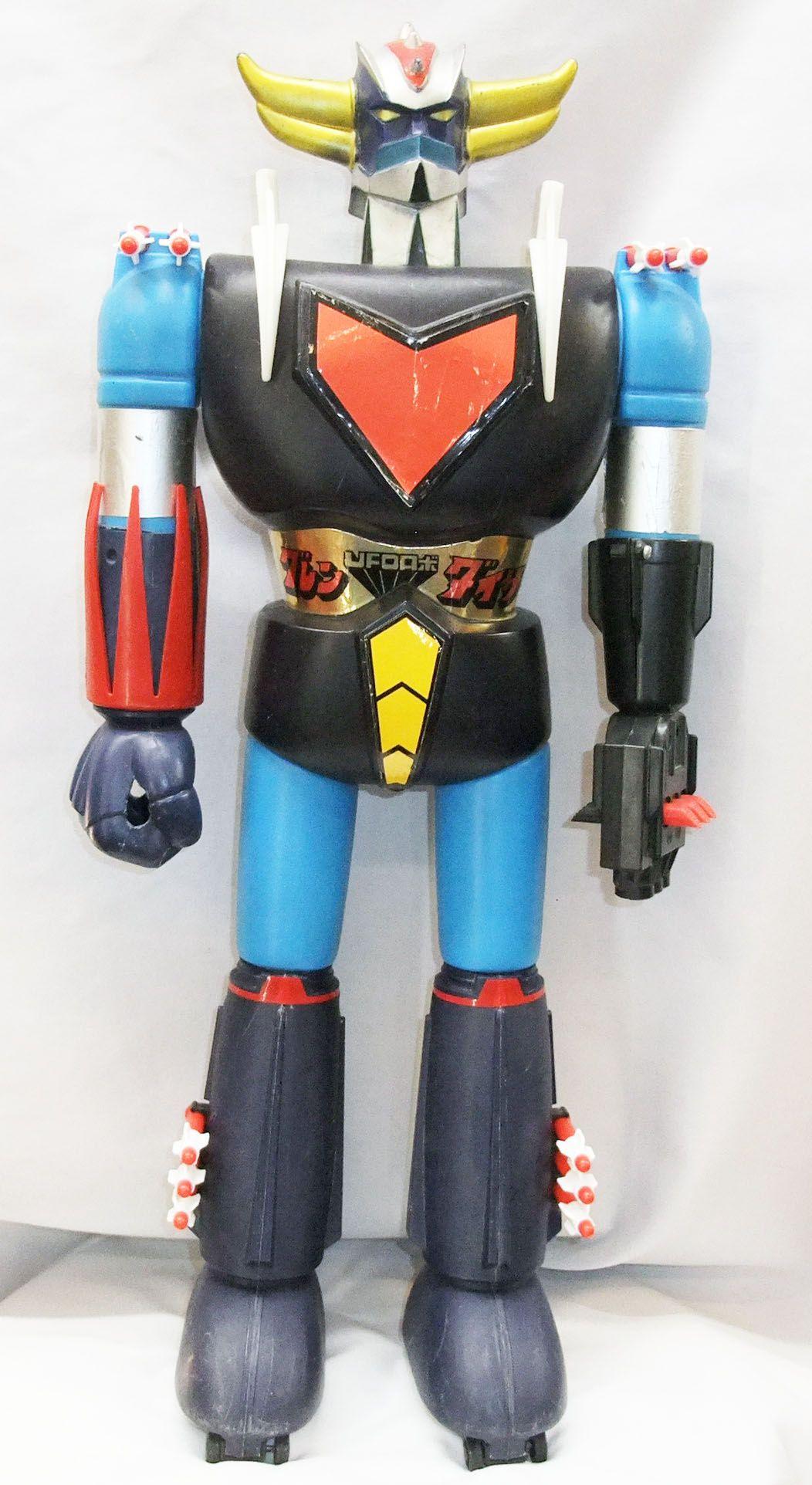 Details Zu Goldorak - Mattel Shogun Warriors - Goldorak Jumbo Machinder  (Loose) dedans Photos Goldorak Gratuit