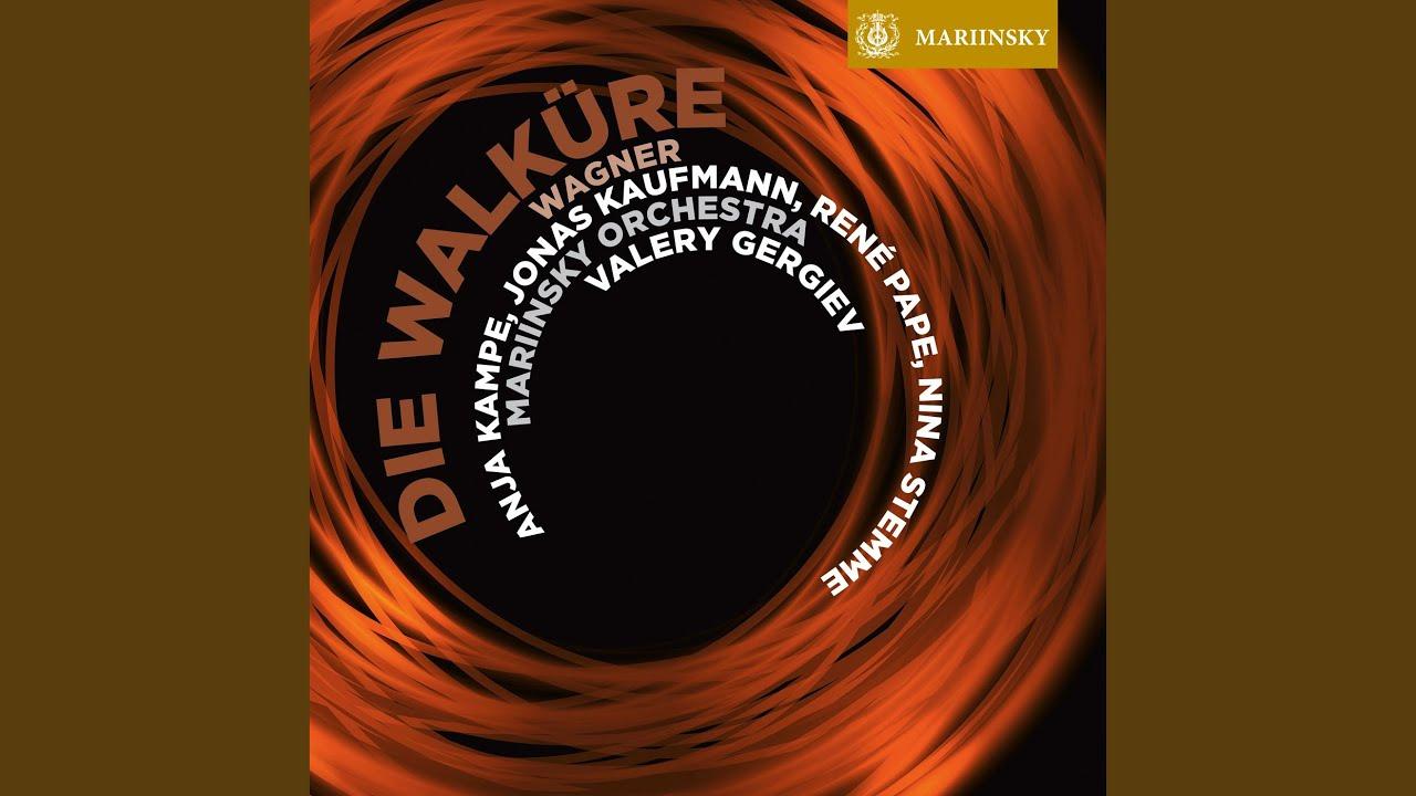 """Die Walküre, Wwv 86B, Act Ii, Scene 4: """"du Sahst Der Walküre Sehrenden  Blick"""" concernant Album Printemps Gs"""