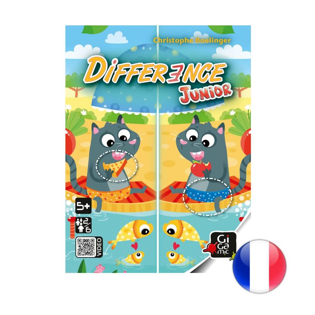 Différence Junior pour Jeux De Différence