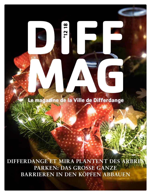 Diffmag °12 2018 By Ville De Differdange - Issuu destiné Rallye Lecture Fr Ma Classe