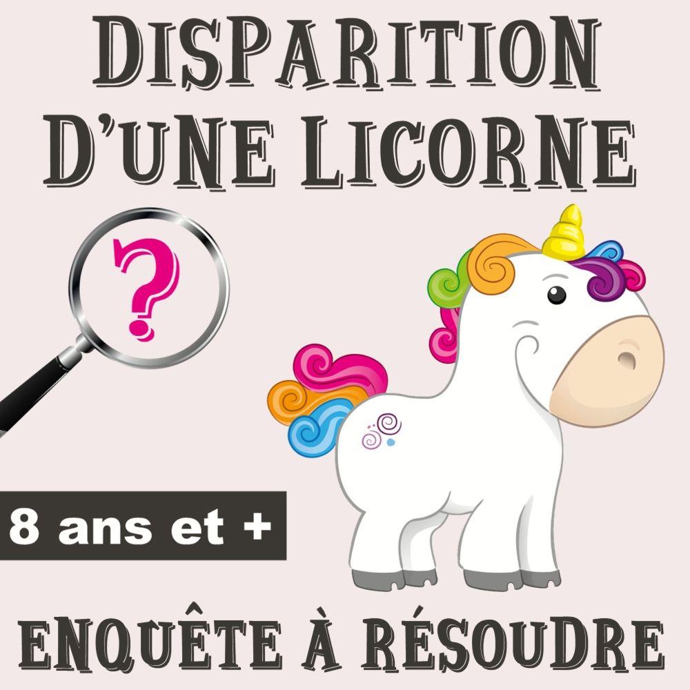 Disparition D'une Licorne | Activite Anniversaire Enfant serapportantà Jeux De Garcon Gratuit 3 Ans
