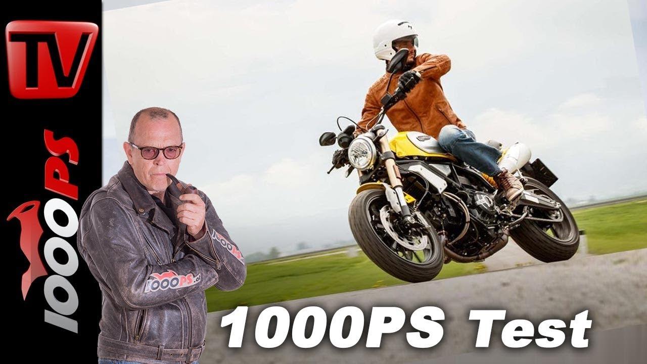 Ducati Scrambler 1100 Test - Retrobike 2018 Vergleich Teil 7 Von 8 serapportantà Rallye Lecture Fr Ma Classe