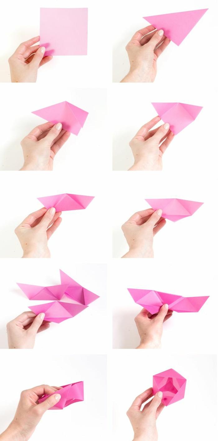 ▷ 1001 + Idées Originales Comment Faire Des Origami Facile intérieur Origami Facile A Faire En Français