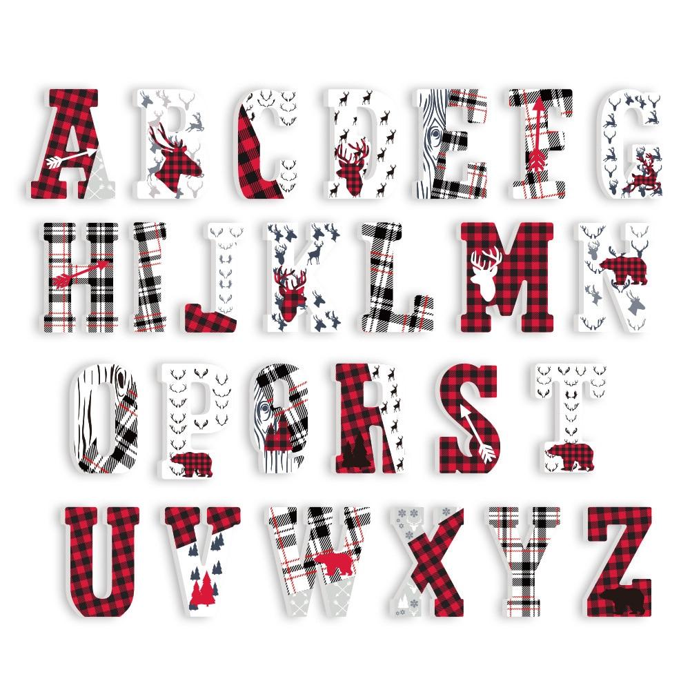 €3.22 30% De Réduction|3D Autocollant Mural Pvc Majuscule Anglais Alphabet  Lettre Autocollants Enfant Chambre Décoration Maternelle Aire De Jeux Fête tout Jeux De Lettres Enfants