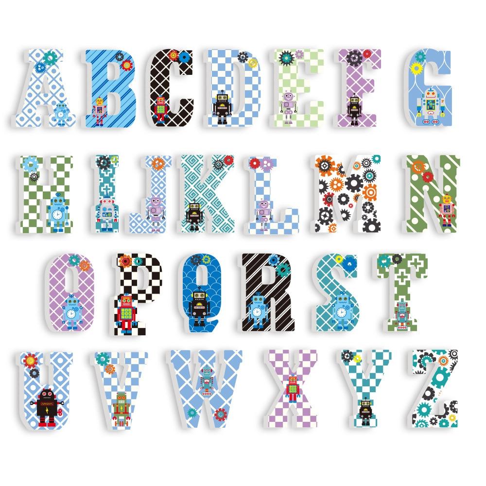 €3.68 20% De Réduction|3D Pvc Chambre D'enfant Décoration Lettre  Autocollants Majuscule Anglais Alphabet Lettres Maternelle Aire De Jeux  Pépinière concernant Jeux Enfant Maternelle