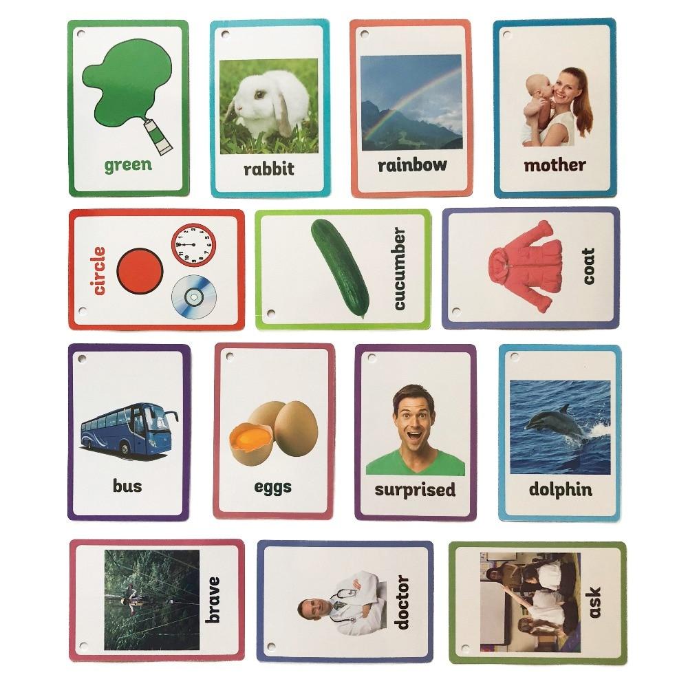 €38.16 30% De Réduction|26 Catégories 760 Cartes Enfants Apprendre Anglais  Mot Carte Falshcards Enfants Jouets Éducatifs Pour Enfants Début tout Jeux De Mots Pour Enfants
