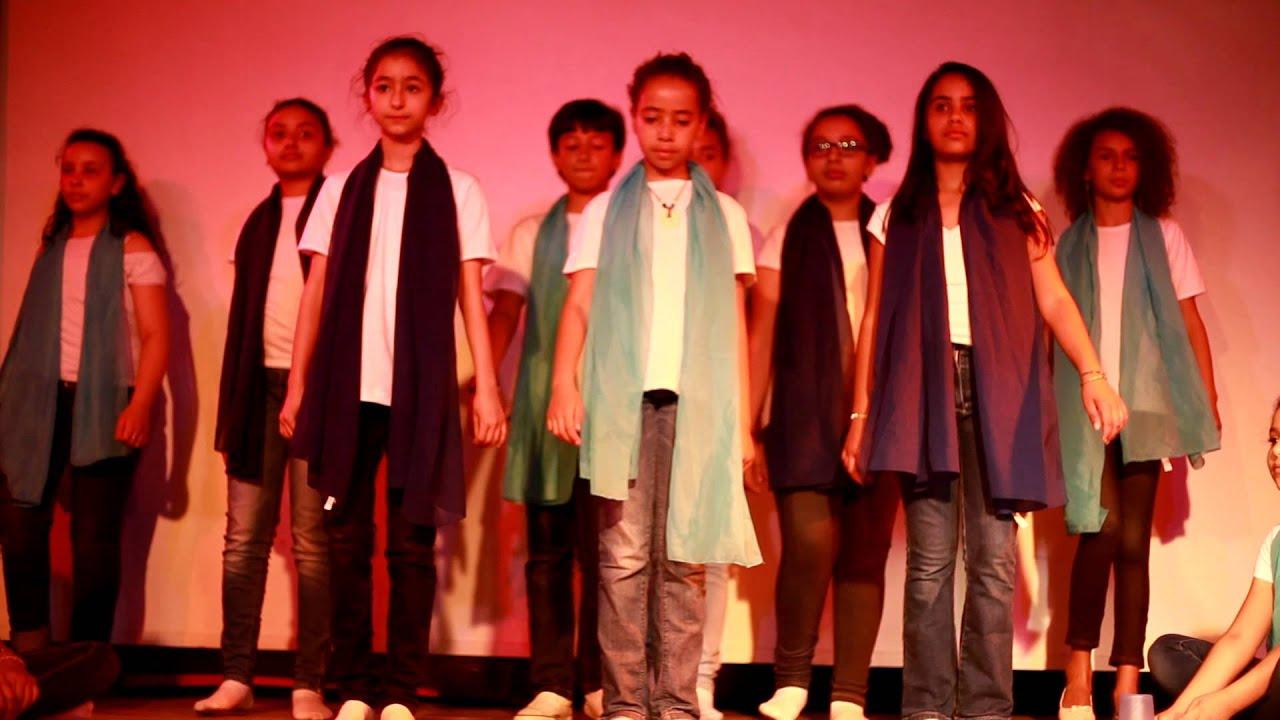 Ecole La Reserve - Kenitra - Le Vent Dans Les Voiles pour Le Vent Dans Les Voiles Chanson