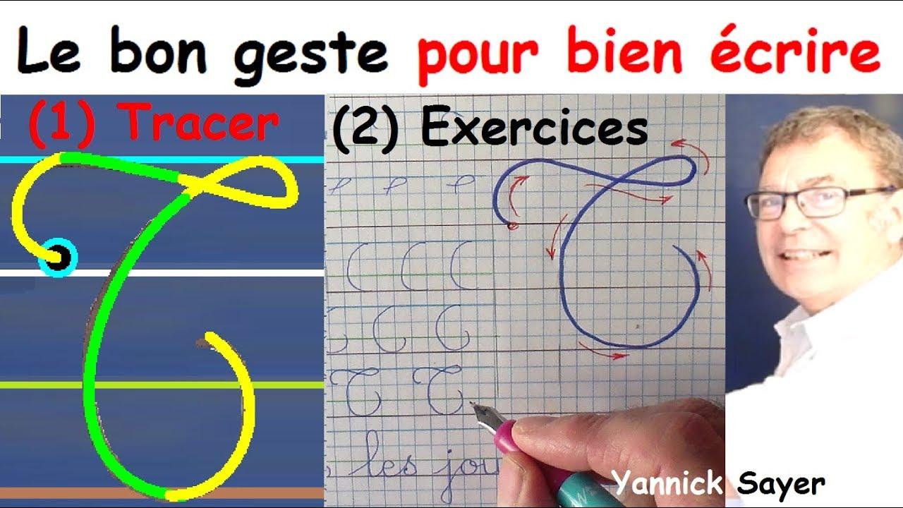 Ecriture Cursive Français Au Cp Ce1 Ce2 : La Lettre Majuscule T dedans T Majuscule En Cursive