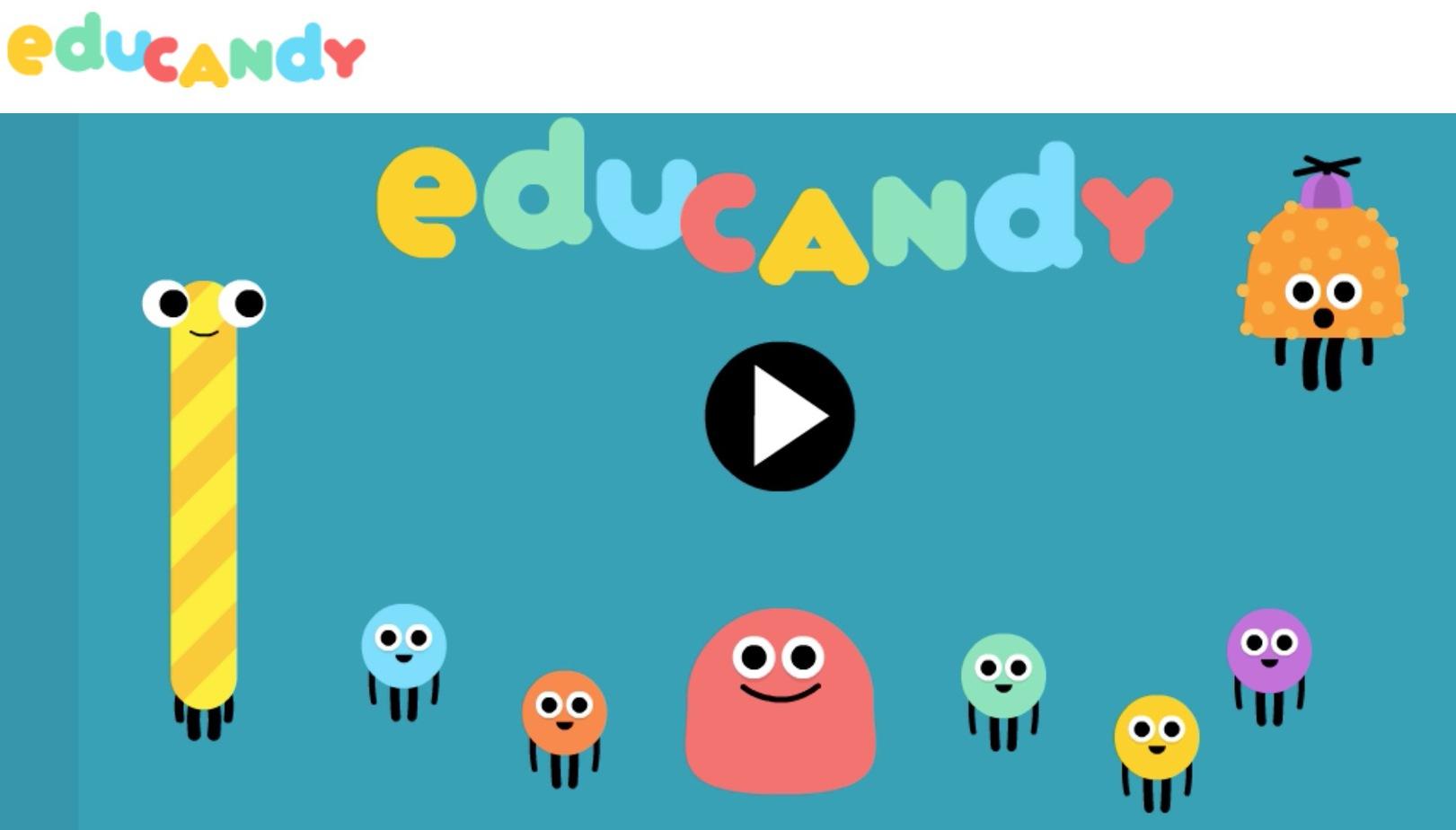Educandy. Créer Des Petits Jeux Interactifs Pour Jouer Avec à Jeux En Anglais Gratuit