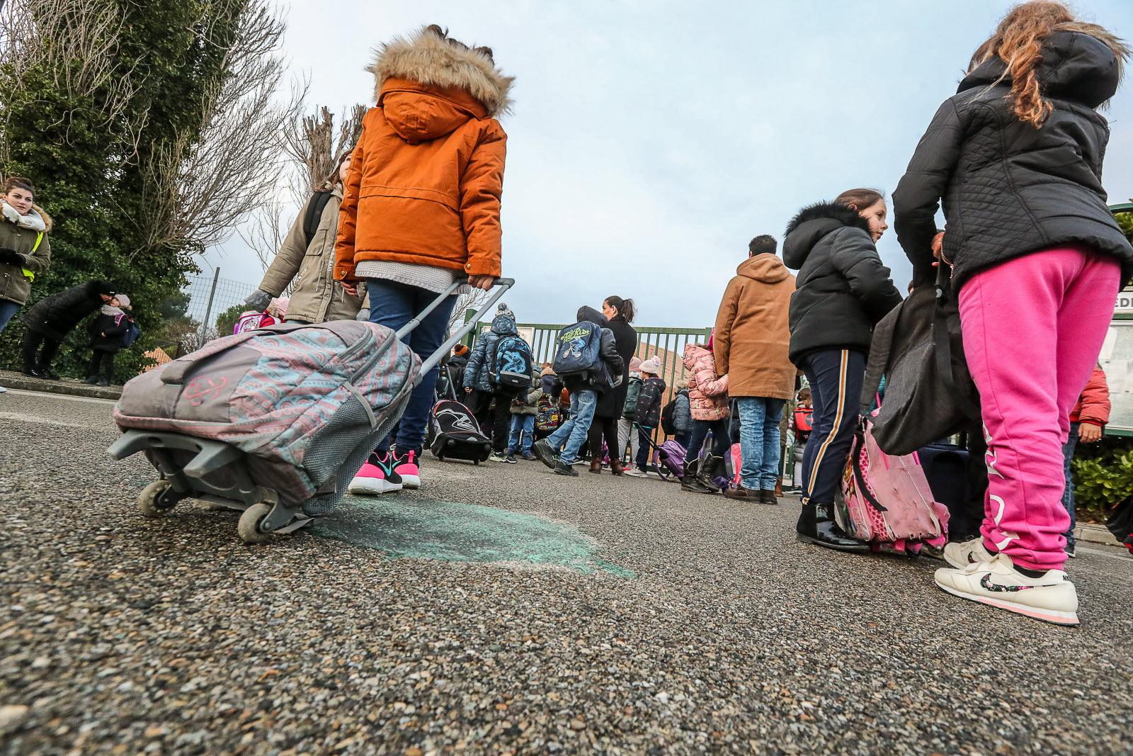 Education   Les Enseignants Haut-Alpins Inquiets De La à Rentrée En Grande Section