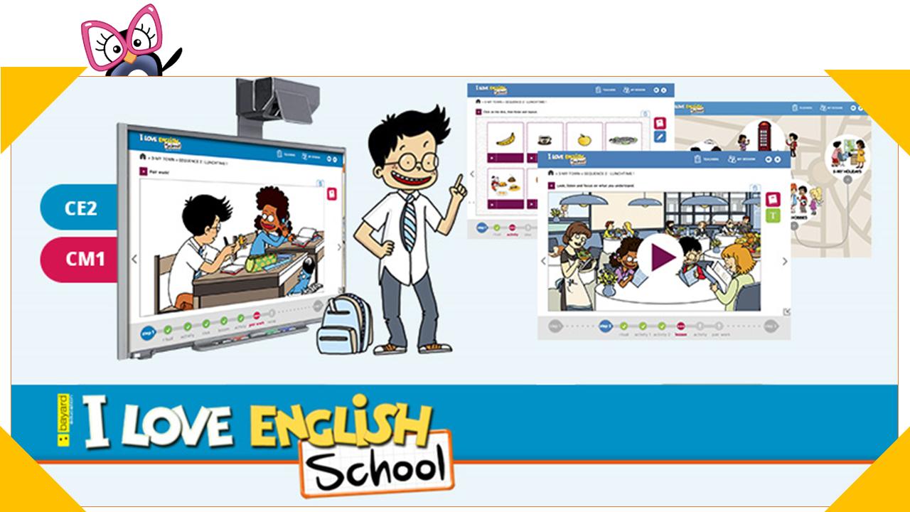 """En Anglais, J'ai Testé Pour Vous """"i Love English School dedans Jeux En Anglais Gratuit"""