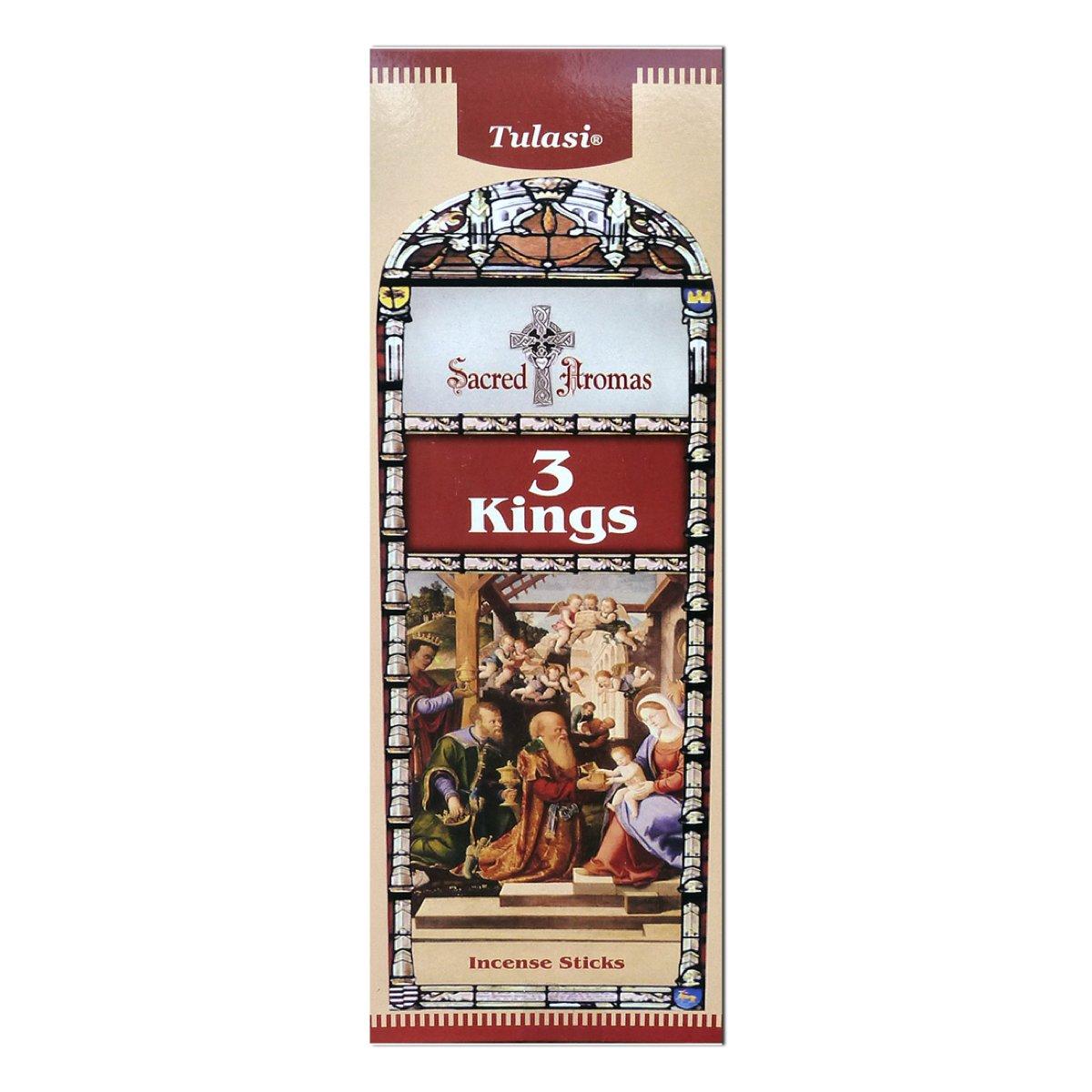 Encens 3 Rois Mages Tulasi concernant 3 Roi Mage