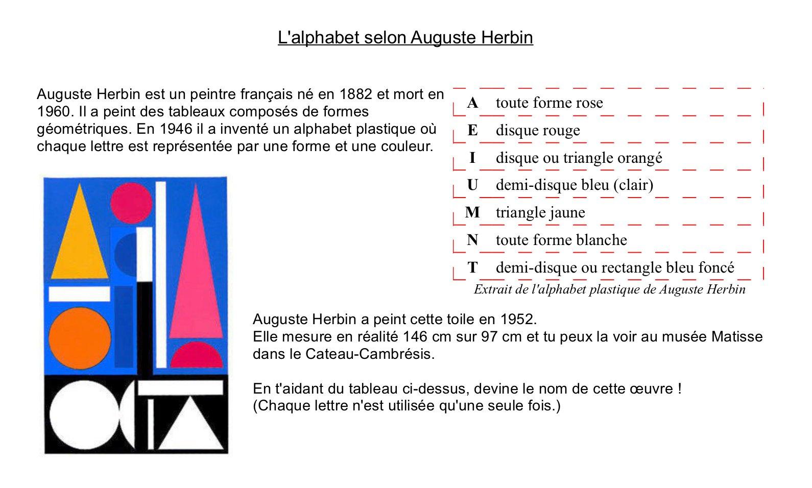 Enigmath.tic destiné Figures Géométriques Ce1