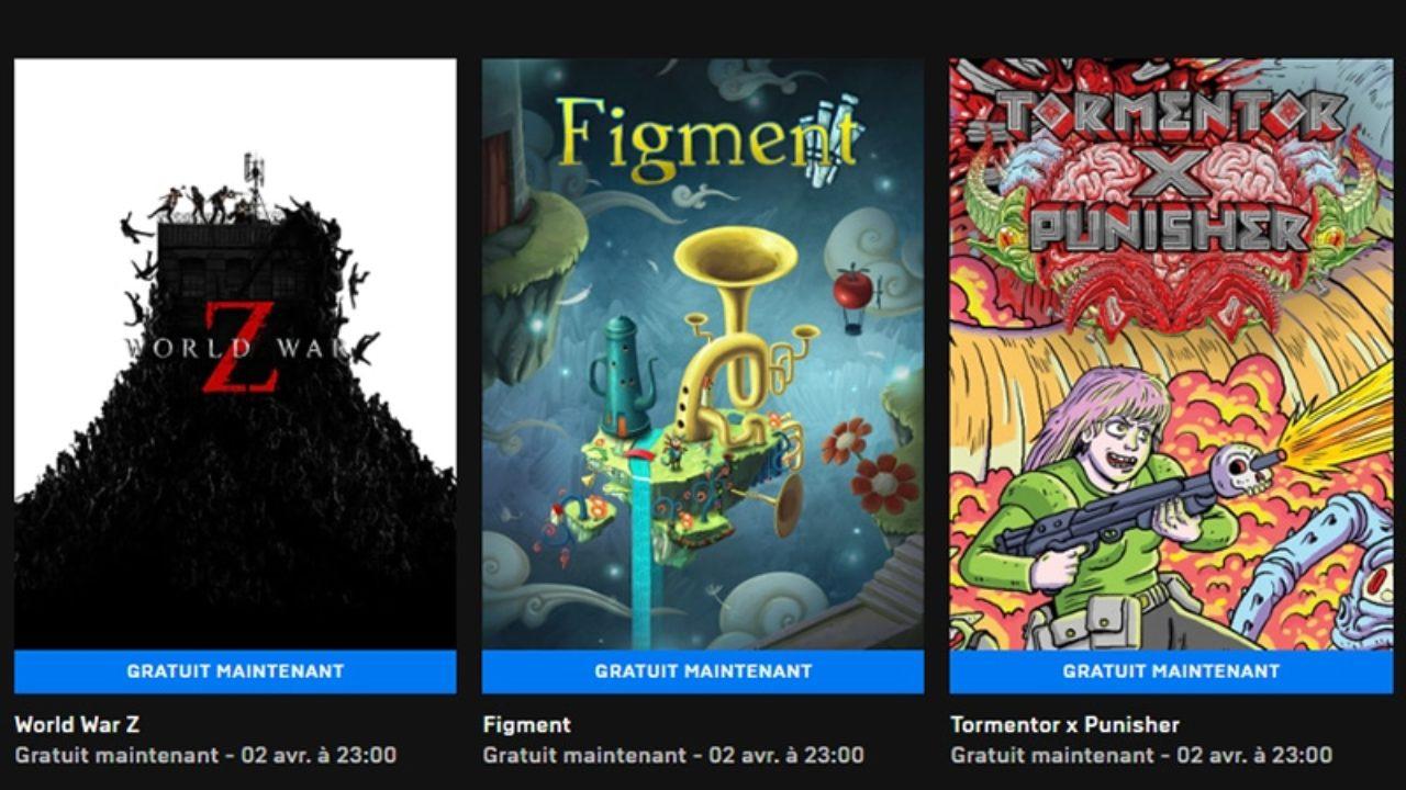 Epic Games Store : Découvrez Les 3 Jeux Gratuits De Cette concernant Jeux De Puissance 4 Gratuit