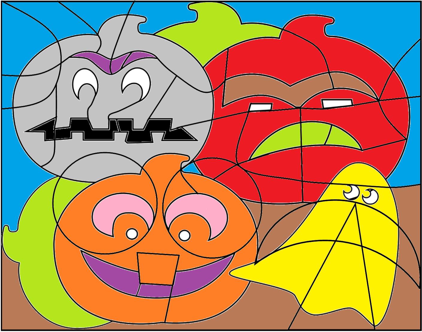 Épinglé Sur Halloween Activités pour Halloween Ce2