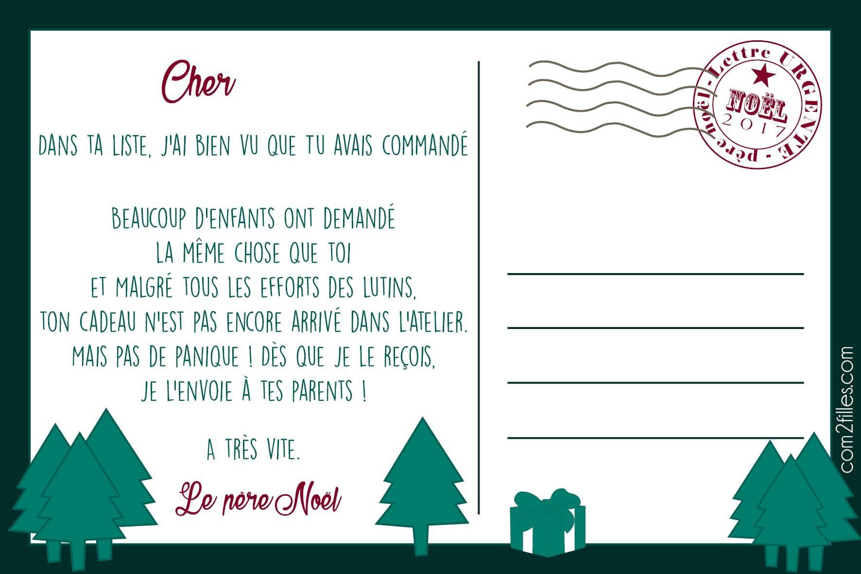 Épinglé Sur Noël à Reponse Lettre Du Pere Noel A Imprimer