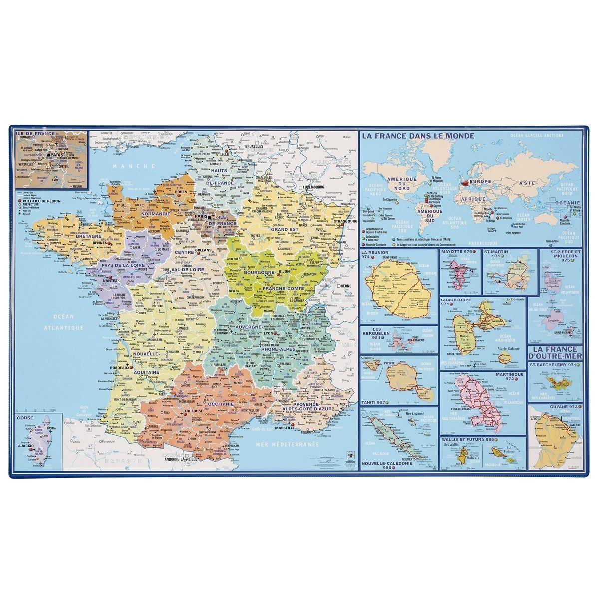 Épinglé Sur Products serapportantà Carte De France Pour Les Enfants