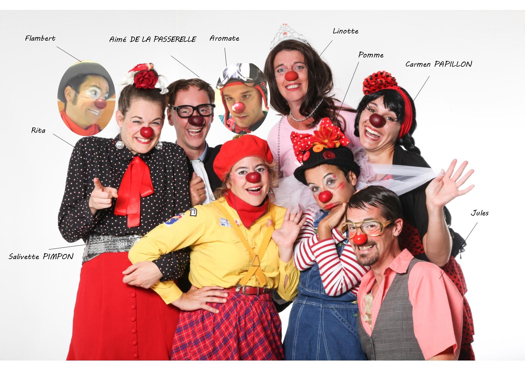 Etoil'clown - Clowns Hospitaliers En Poitou - Charentes pour Etoil Clown