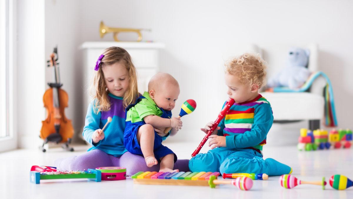 Eveil Musical Enfant 2 Ans, 3 Ans, 4 Ans, 5 Ans, 6 Ans avec Jeux Pour Enfant De 3 Ans