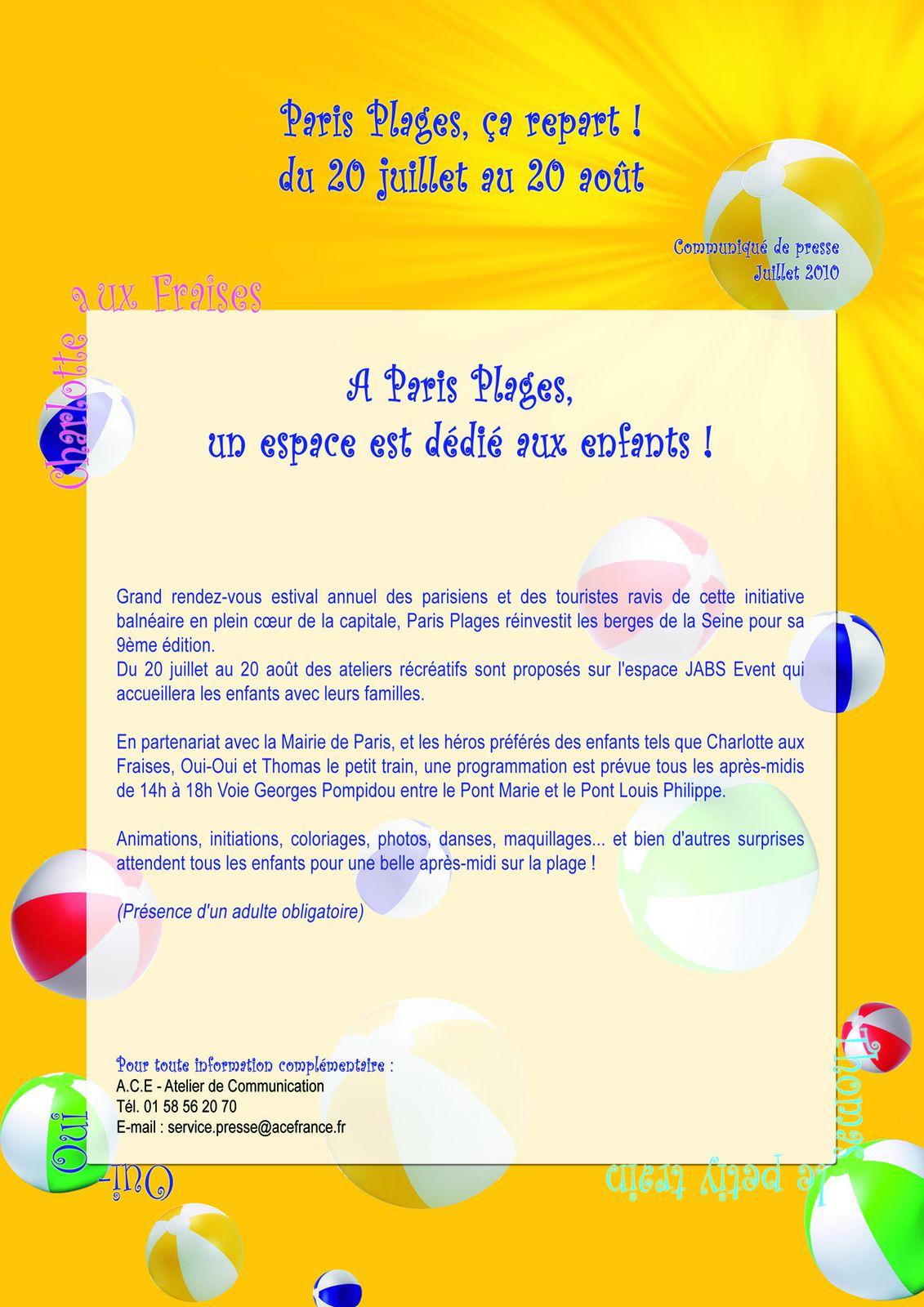 Evénement : Paris Plages Avec Oui-Oui, Thomas Le Petit Train encequiconcerne Coloriage Thomas Le Petit Train