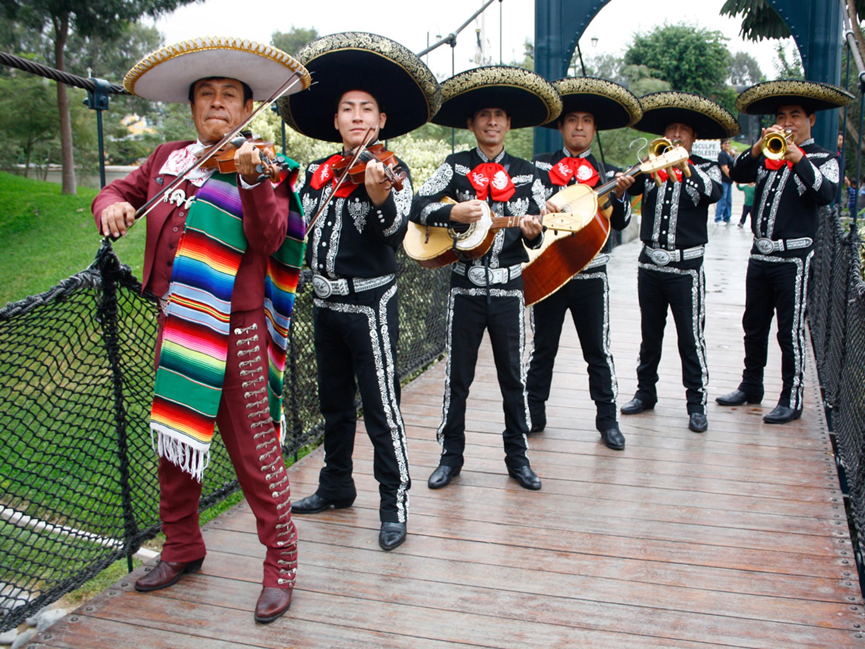 Eventos Barcelona Mariachis pour Musicien Mexicain