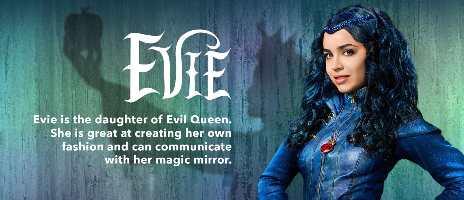 "Evie, Personnage Dans ""descendants"". 