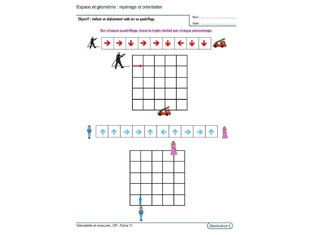 Evolu Fiches - Géométrie Et Mesures Au Cp concernant Fiche Géométrie Cp