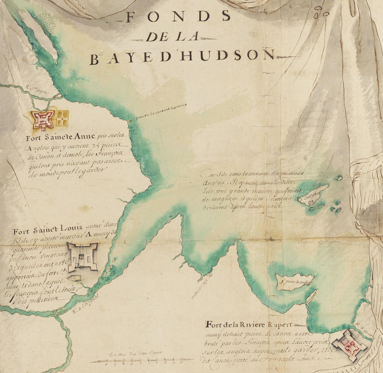 Expédition De La Baie D'hudson (1686) — Wikipédia pour Frere Jacques Anglais