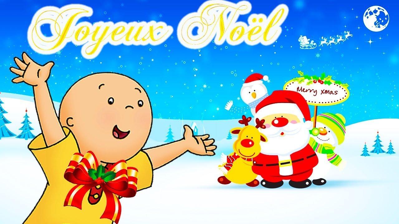 🌟 Caillou Français 🌟 Noël Approche 🌟 Dessin Animé Noël | Caillou Holiday  Movie pour Caillou Fete Noel
