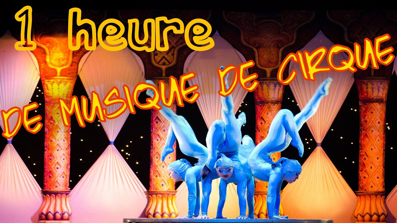 🎪 1 Hour Circus Music / Clown Music (Public Domain, Free Royalty) 🎪 à Musique Cirque Mp3