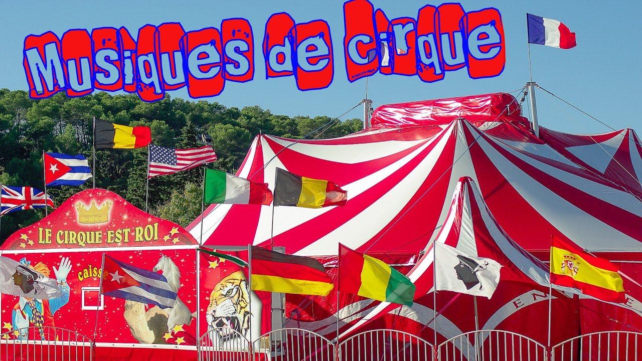 🎪 Circus Music / Clown Music 🎈 concernant Musique Cirque Mp3
