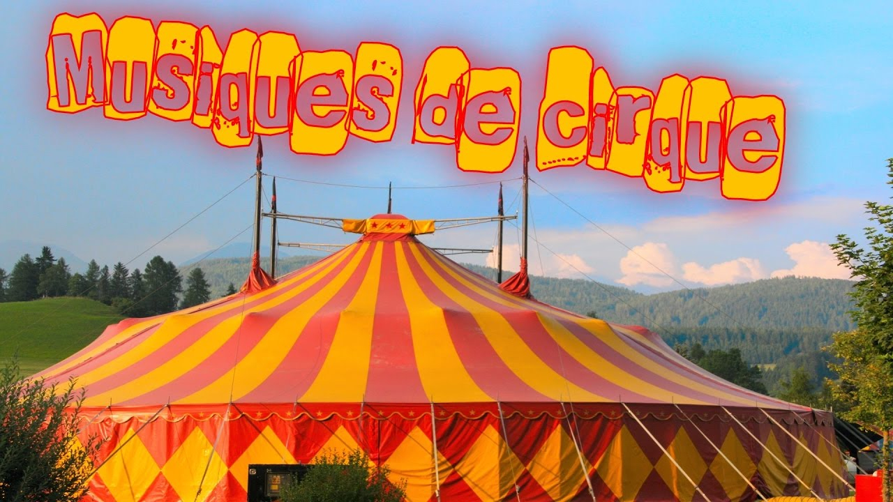 🎪 Music Circus / Clown Music 🎈 à Musique Cirque Mp3