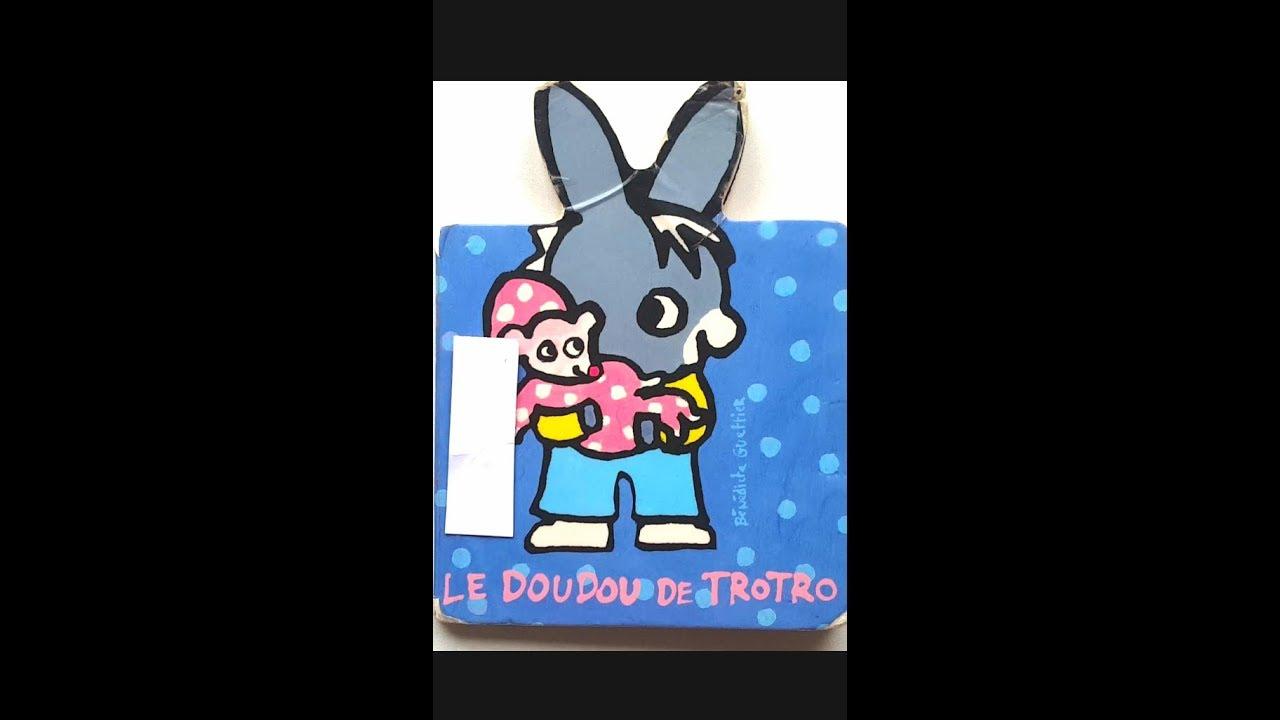 🐛lecture : Le Doudou De Trotro concernant Doudou Ane Trotro