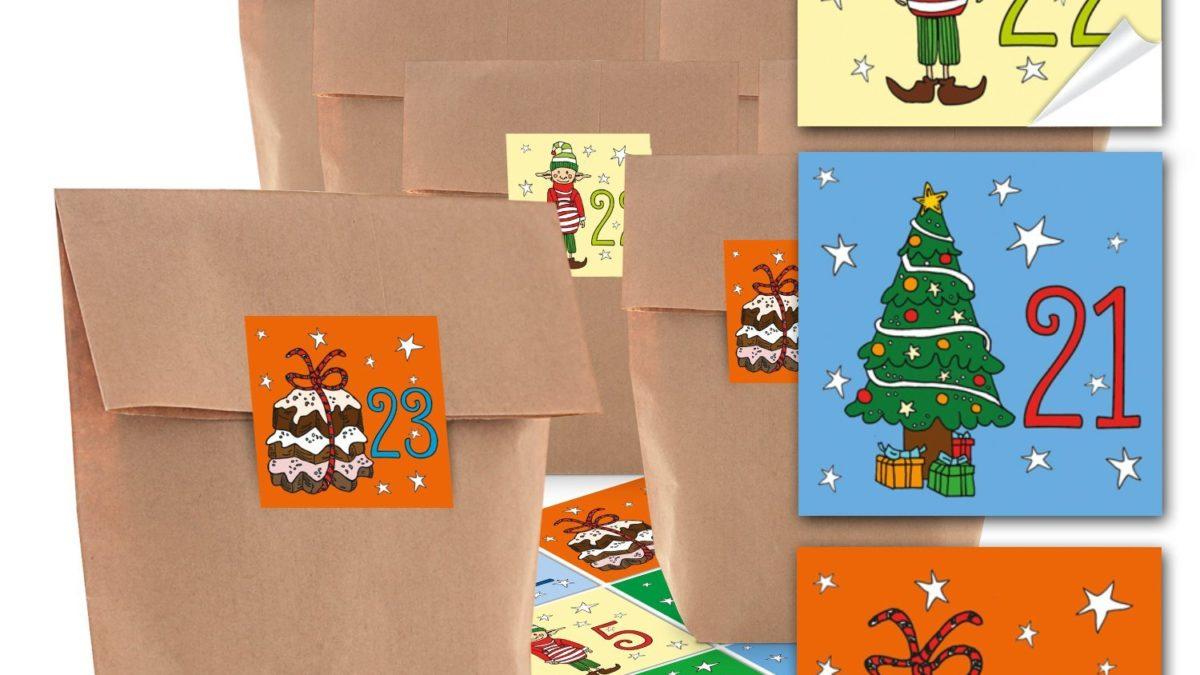 Fabriquer Un Calendrier De L'avent - Bricolage De Noël pour Bricolage De Noel Pour Maternelle