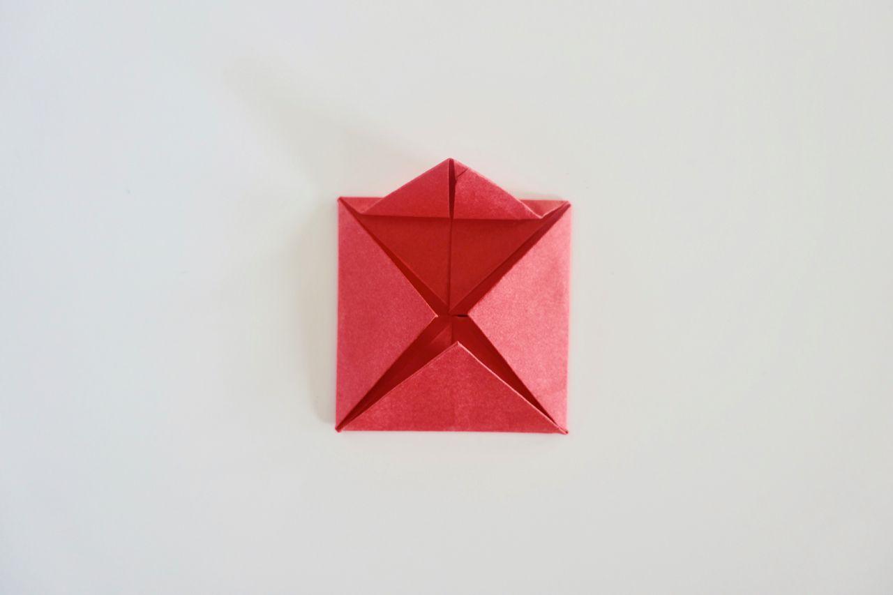 Faire Une Rose Facile Origami 2020 - To Do pour Origami Rose Facile A Faire
