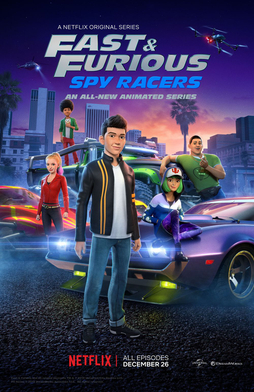 Fast & Furious Spy Racers - Wikipedia encequiconcerne Film D Animation Dreamworks