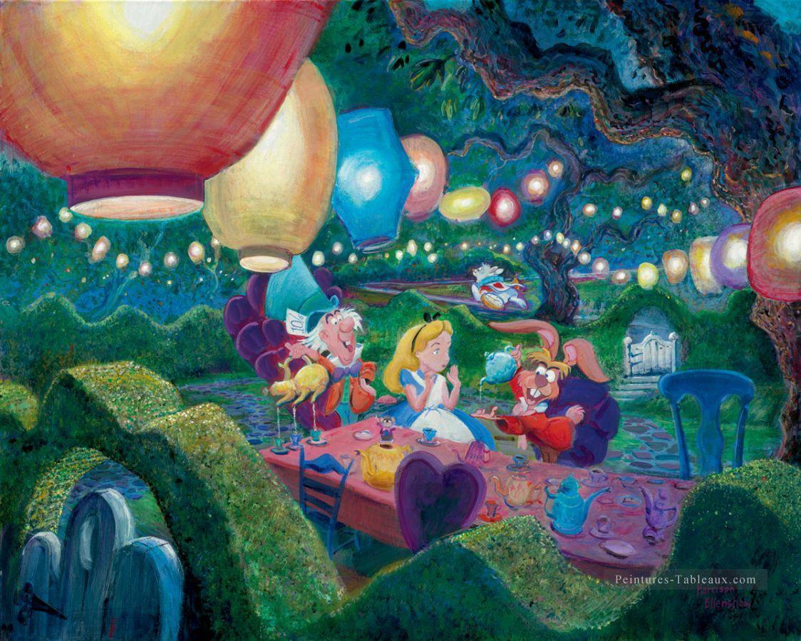 Fête De Nuit Dessin Animé Pour Les Enfants Peinture Tableau encequiconcerne Tableau De Peinture Pour Enfant