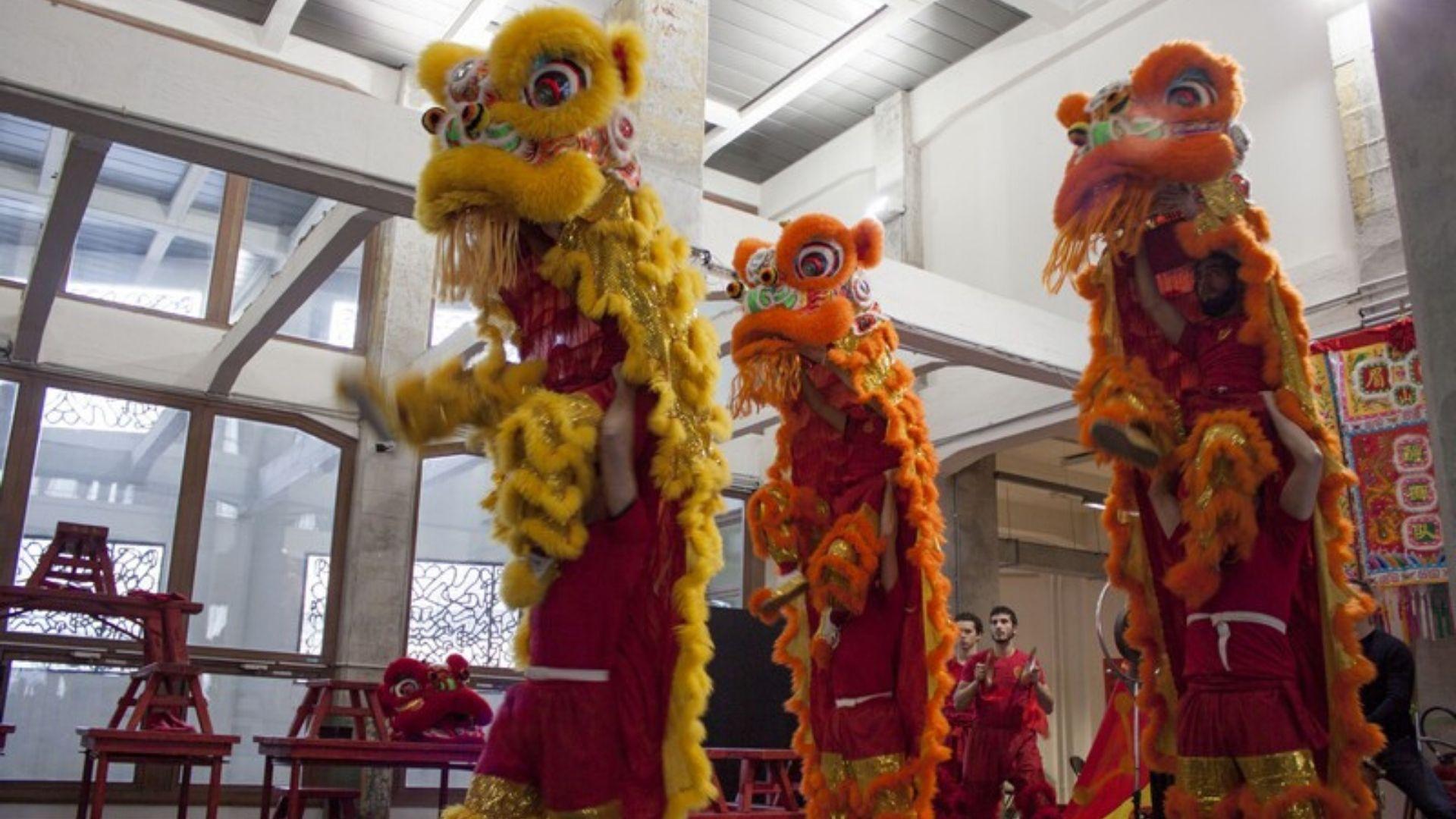 Fête Du Nouvel An Chinois | Université De Paris serapportantà Spectacle Danse Chinoise