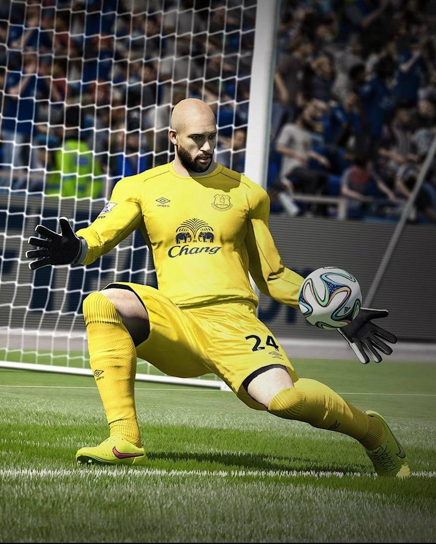 Fifa 15 Va Révolutionner Le Poste De Gardien De But pour Jeux De Foot Gardien De But