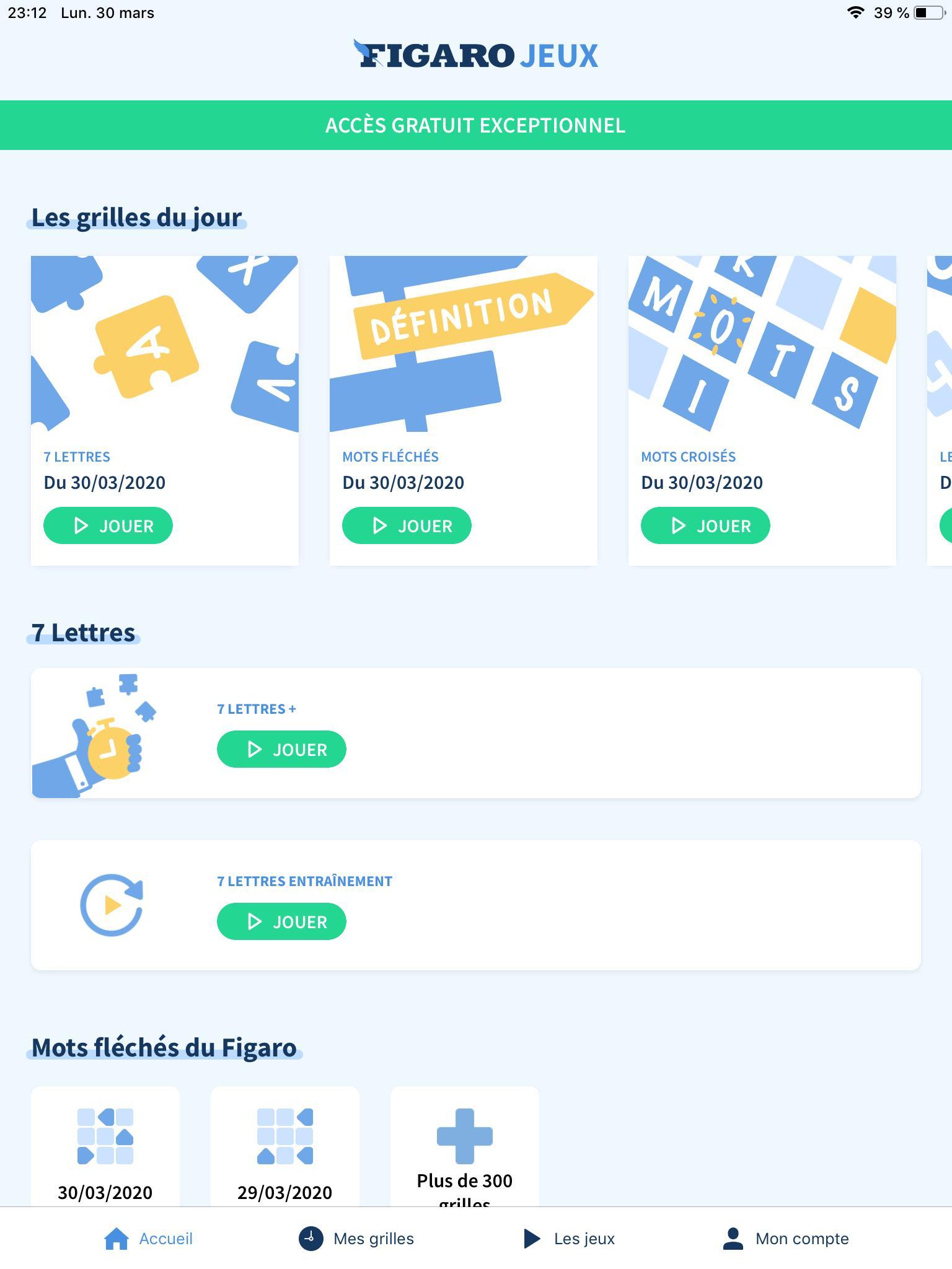 Figaro Jeux For Android - Apk Download destiné Jeux De Lettres Gratuits