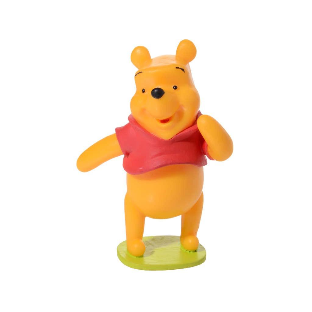 Figurine Pour Gateau Winnie L'ourson - Univers Cake dedans Gateau Anniversaire Winnie L Ourson