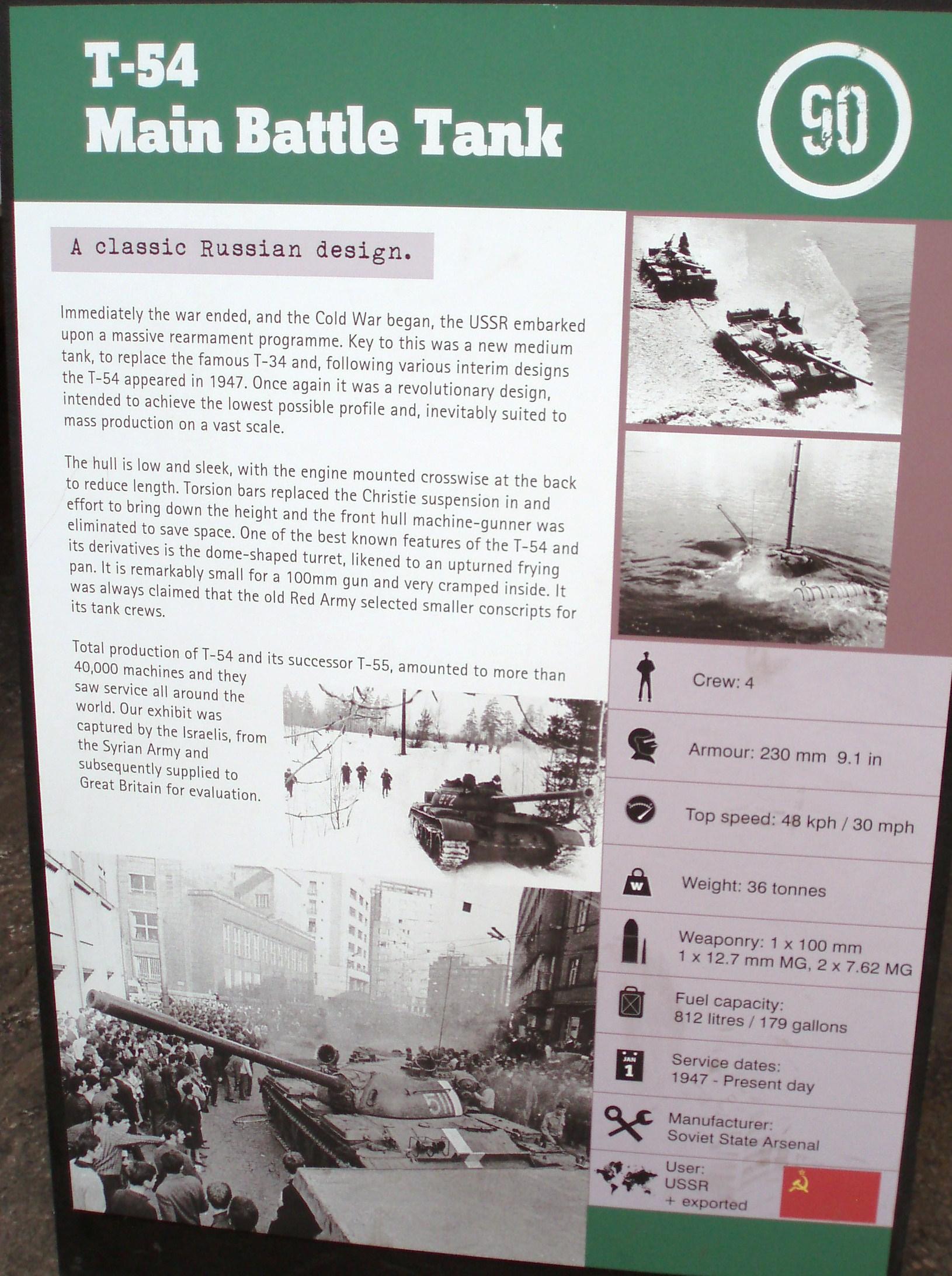 File:flickr - Davehighbury - Bovington Tank Museum 335 avec Bo Programmes 2012
