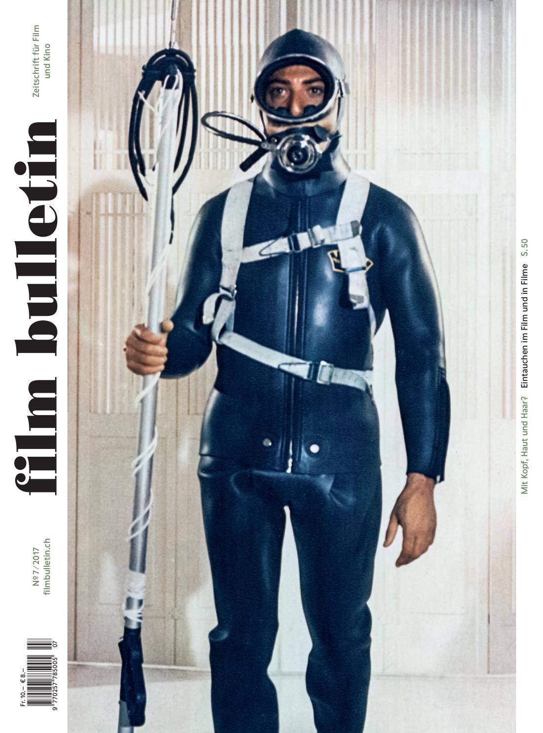 Filmbulletin 7/17: Gus Van Sant + Eintauchen By Filmbulletin concernant A 7 Ans Anne Sylvestre