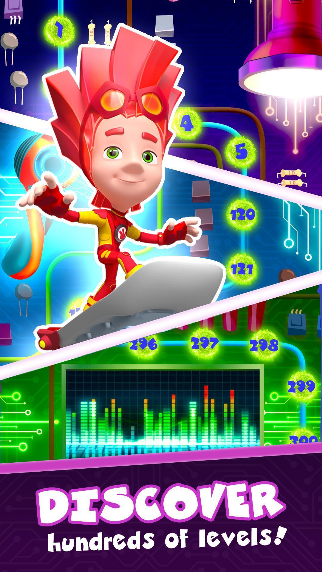 Fixies Boom! Jeux Trois En Ligne Ok Enfants Puzzle Pour tout Puzzle En Ligne Enfant