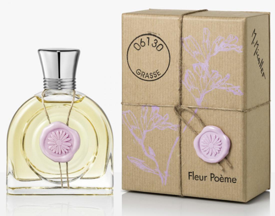 Fleur Poème M. Micallef Parfum - Ein Neues Parfum Für Frauen concernant Poeme Les Fleurs