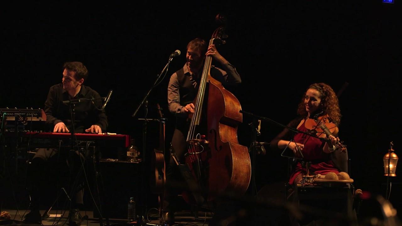 Flip La Grenouille, Le Ciné Concert - Teaser 2019 intérieur La Grenouille Meditation