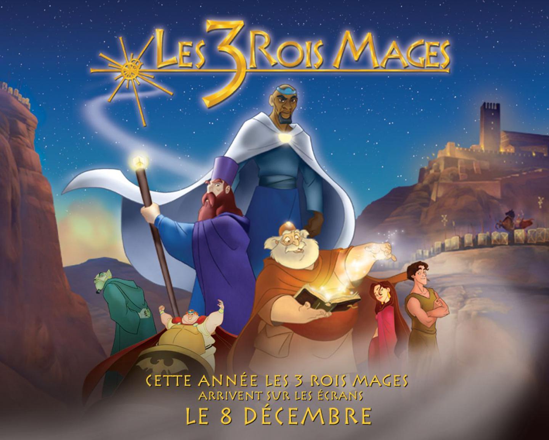 Fonds D'écran Du Film Les 3 Rois Mages - Wallpapers Cinéma dedans 3 Roi Mage