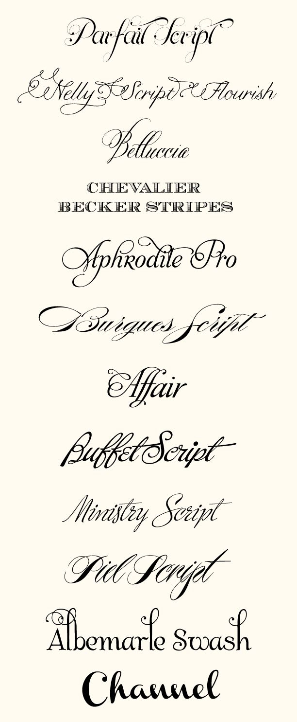 Fonts #wedding #polices D'ecriture #mariage | Calligraphie serapportantà Police Script Ecole